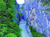 Aareschlucht - Attractions near Interlaken