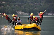 Fasmily Rafting - Interlaken Activities for Families