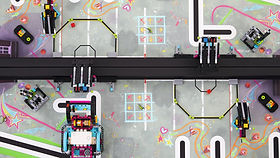 Lego Robotics Wallpaper