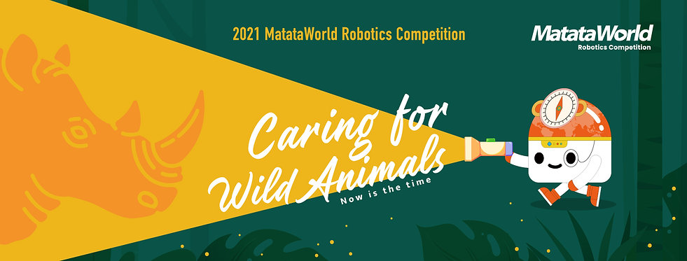 Matataworld Robotics Competition 2021.jp