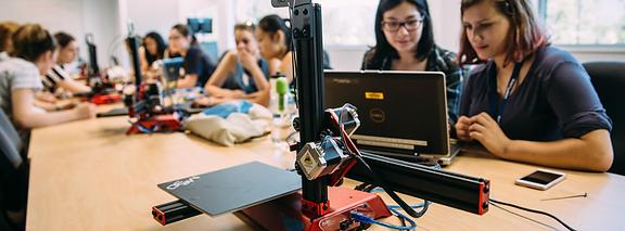 Skillsfuture 3D Printing Programme Header