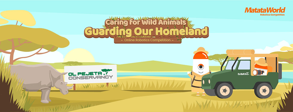 MatataWorld Saving Wild Animals Competit