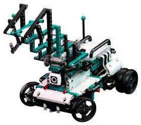 Lego Mindstorms Robot Crane