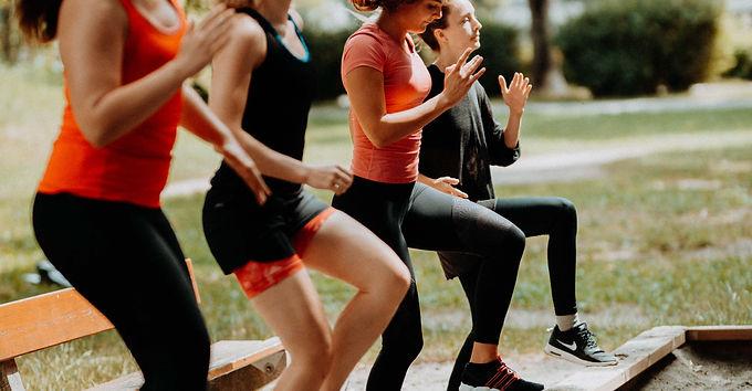 Cardiotraining Outdoor Gruppentraining Das Training Innsbruck