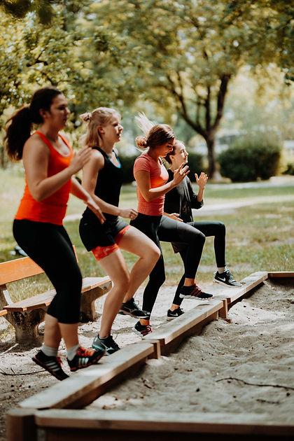 Outdoor Gruppentraining Das Training Innsbruck