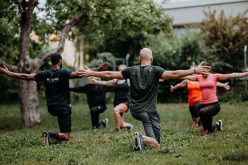 Gruppen Training Innsbruck