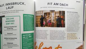 Das Training im 6020-Magazin