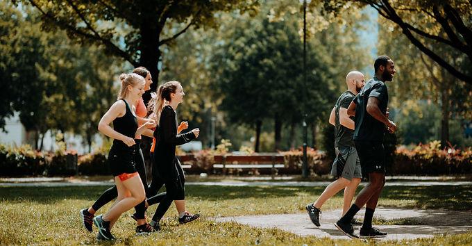 Lauftraining Outdoor Gruppentraining Das Training Innsbruck