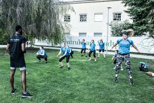 Das Training mit Kick!