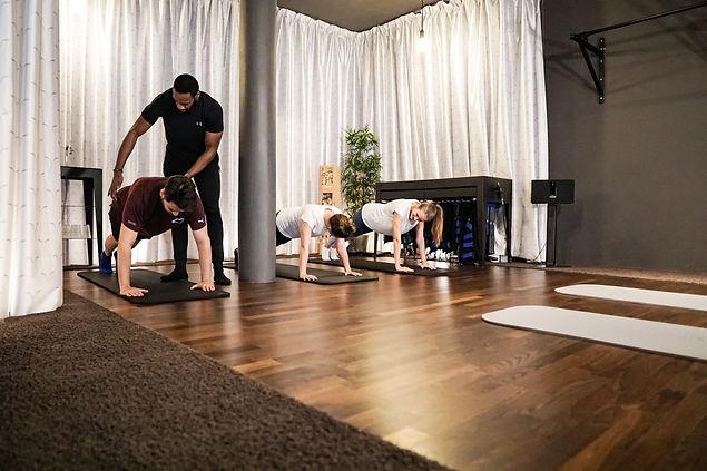 Gruppentraining Innsbruck Fitnesskurs Training