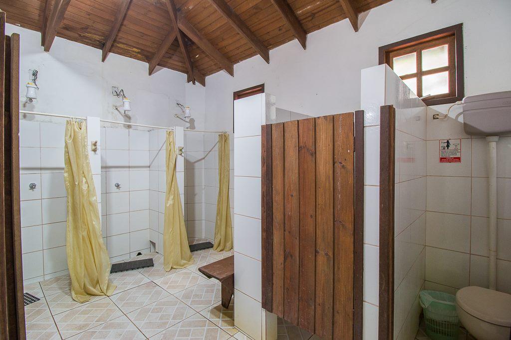 Banheiros e chuveiros - Feminino