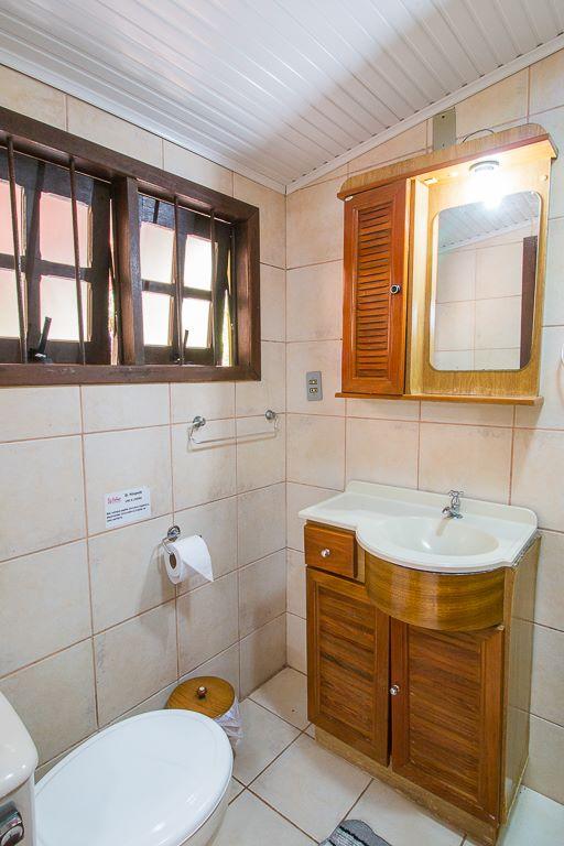 Banheiro ducha a gás