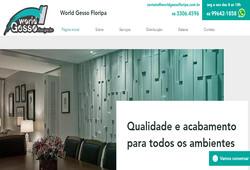 WORLD GESSO FLORIPA
