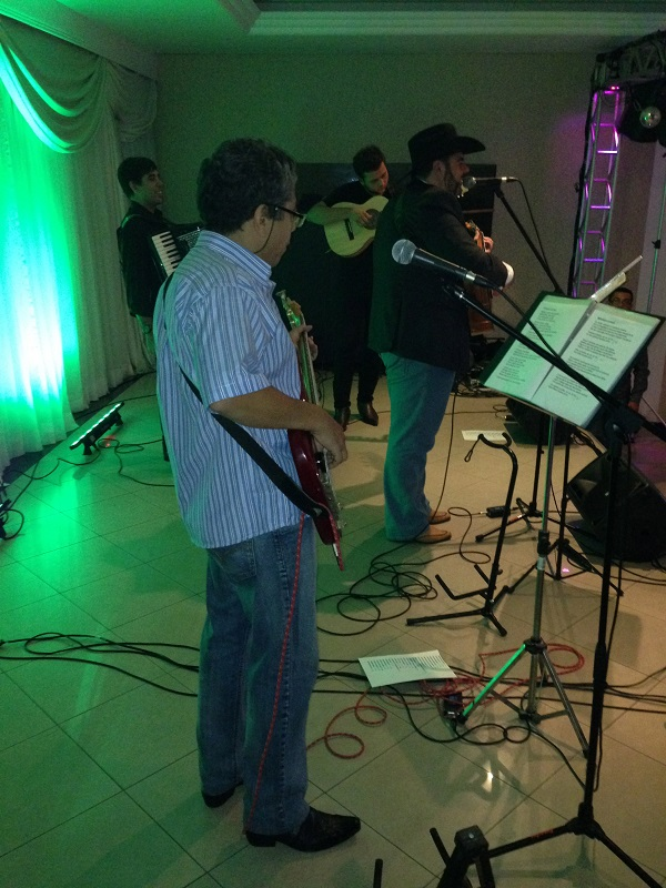 Banda Sertaneja Santa Fé