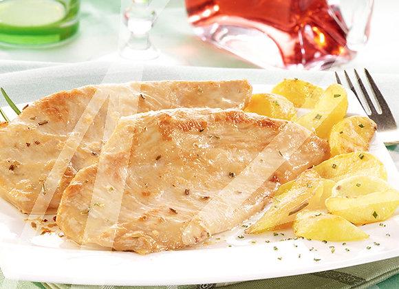 Petto di pollo grigliato monoporzione - 4 pz.