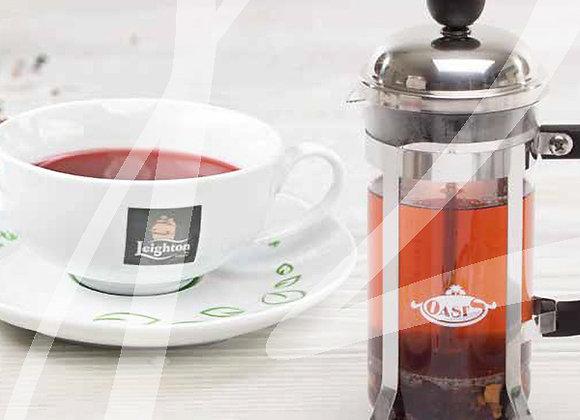 Tè ed infusi BIO in foglia in sacchetti da 500 gr. - 6 gusti