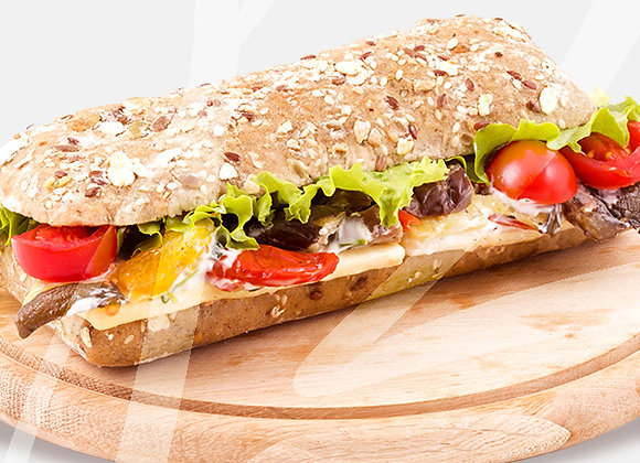 Vegetariano - 5 pz.