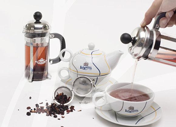 Kit promozione 30 buste da 500 gr. di tè infusi in foglia assortiti