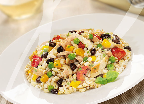 Insalata ai 5 cereali monoporzione - 6 pz.