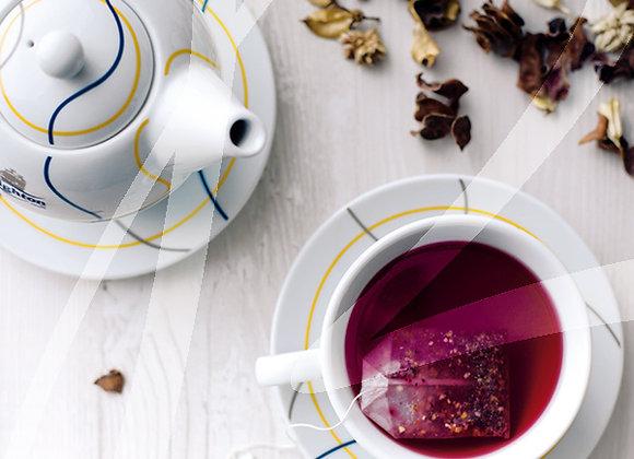 Tè classici in filtro da 25 bustine - 4 gusti