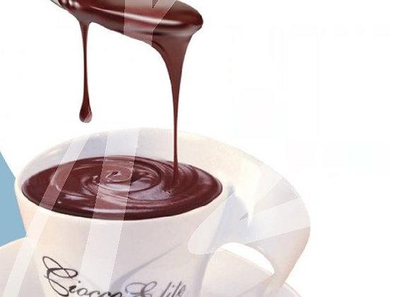 Cioccolata senza zuccheri aggiunti 35 bustine monodose