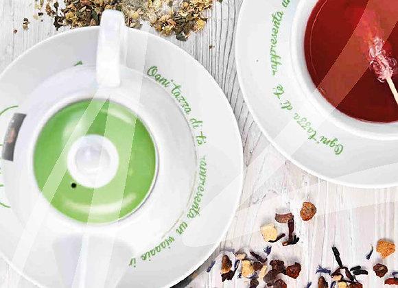 Tè in foglia bianco White Gold in foglia -  500 gr.