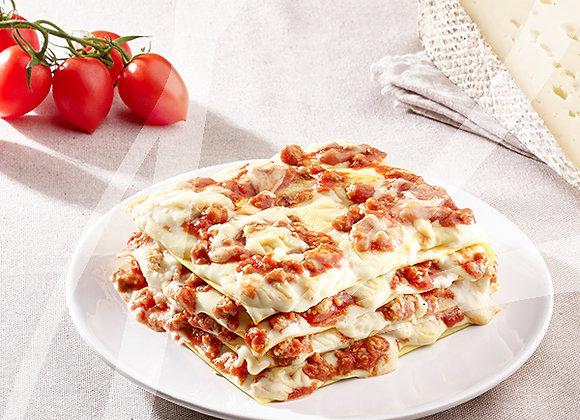 Lasagne al ragu' di vitello e Monte Veronese monoporzione - 6 pz.