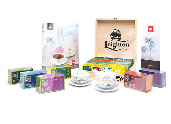 Kit promozione 800 filtri di tè assortiti