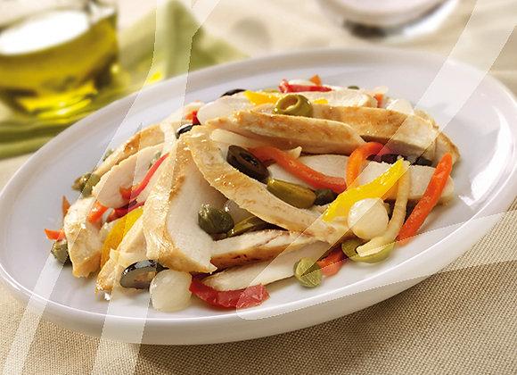 Insalata di pollo monoporzione - 6 pz.