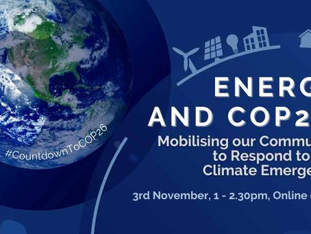 You're invited to our virtual Community Climate Conference!