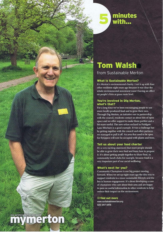 Tom Walsh - My Merton Article (2015) (1)