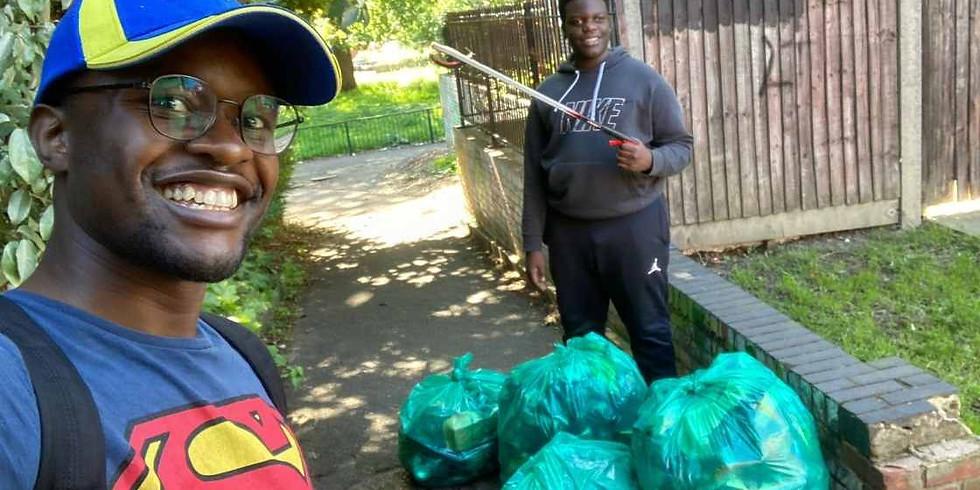 November #WasteWarriors Weekend