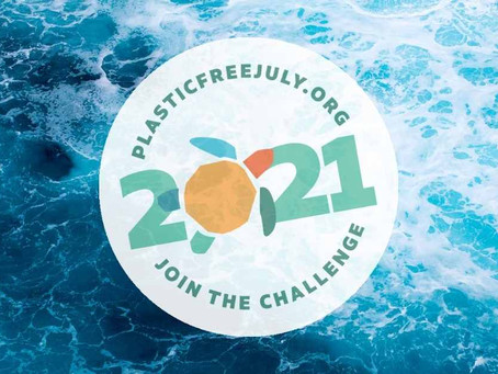 Plastic Free July: Join the challenge!