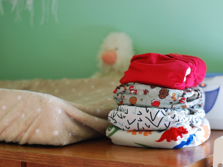 Making the switch to reusable nappies