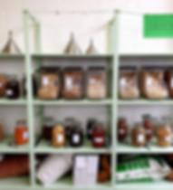 Zero-waste shop