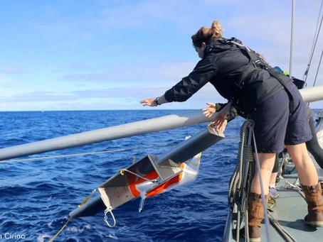 Yanika completes ocean voyage to beat plastic pollution