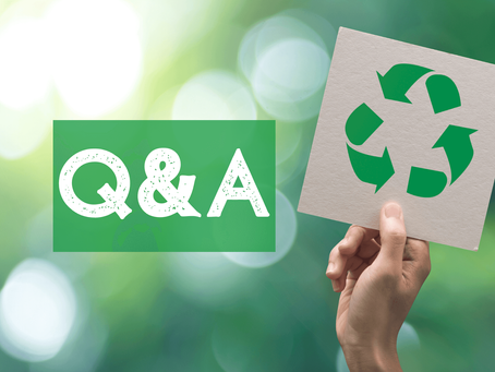 Recycle Week: Your questions answered