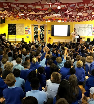 Climate Assembly, Merton Schools