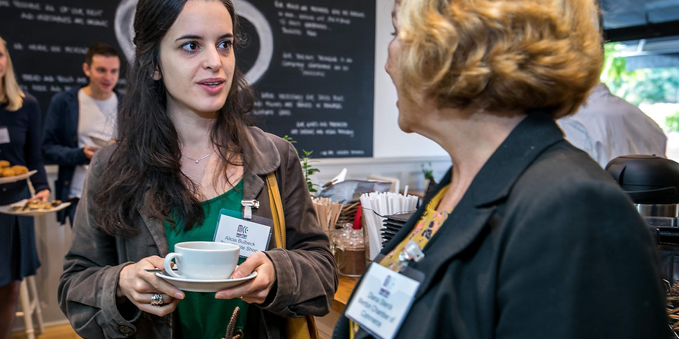 Join the Green Conversation: Business Networking Event