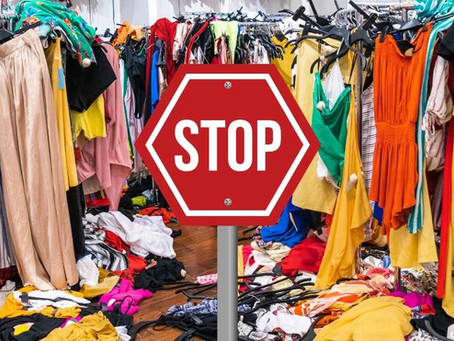 What is 'fast fashion' and what can we do about it?