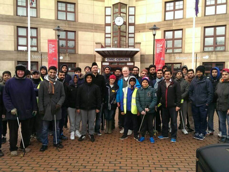 New Year's Day Litter Pick