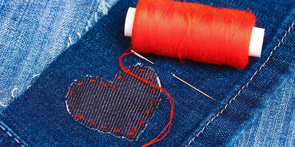 Upcycle and textile care workshop – give your wardrobe new life!
