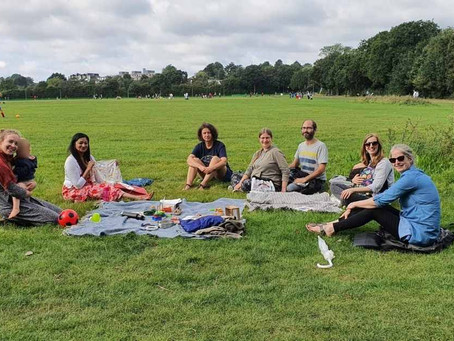 Merton Green Parents officially relaunched
