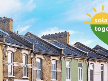 Power your home through solar energy