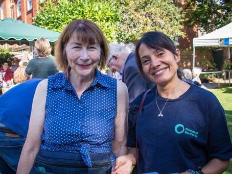Sustainable Merton volunteer shortlisted in the Mayor of London's Volunteering Awards