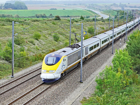 Train travels: Holiday greener and cleaner
