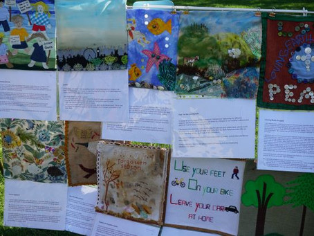 Loving Earth Project receives the backing of Merton Giving