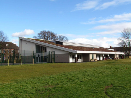 Cranmer Primary School's New 'Eco-Friendly' Building