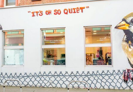 It's Oh So Quiet