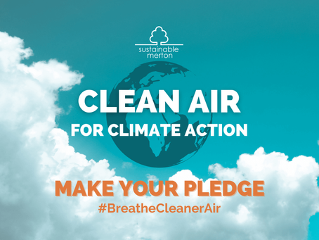 Help make this the cleanest Clean Air Day yet!